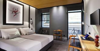 Met34 雅典酒店 - 雅典 - 睡房