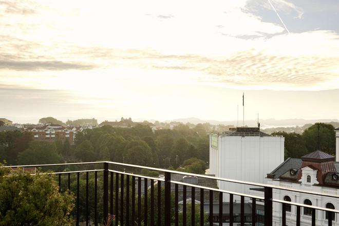 斯塔万格公园斯堪迪克酒店 - 斯塔万格 - 阳台