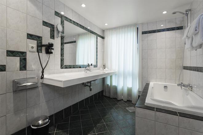 斯塔万格公园斯堪迪克酒店 - 斯塔万格 - 浴室