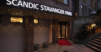 斯塔万格公园斯堪迪克酒店 - 斯塔万格 - 建筑