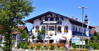巴伐利亚酒店 - 因采尔 - 建筑