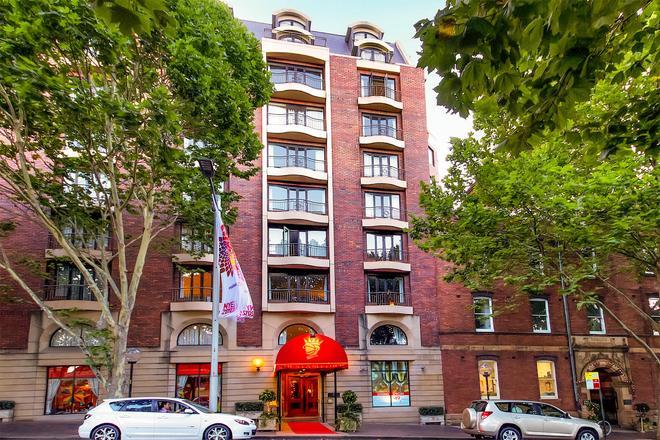 斯坦福圆码头酒店 - 悉尼 - 建筑