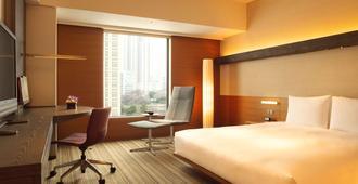 东京凯悦酒店 - 东京 - 睡房