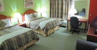 北国汽车旅馆 - 萨德伯里 - 睡房