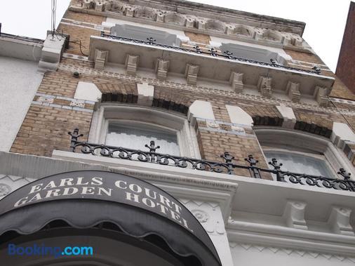 伯爵府花园酒店 - 伦敦 - 建筑