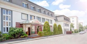 阿斯特拉酒店 - 布拉格 - 建筑