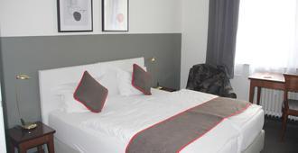 恩格霍夫酒店 - 杜塞尔多夫 - 睡房