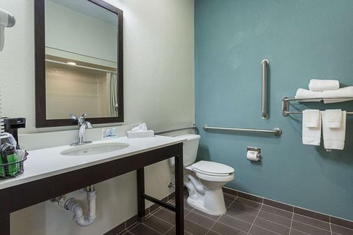 大学司丽普酒店 - 埃尔帕索 - 浴室