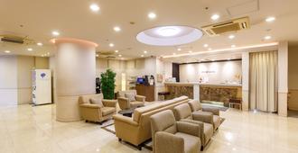 广岛银山町维雅酒店 - 广岛 - 大厅