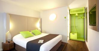 钟楼比亚丽兹酒店 - 比亚里茨 - 睡房