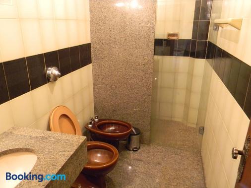 里约热内卢美式酒店 - 里约热内卢 - 浴室