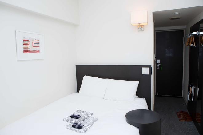 横滨最佳西方酒店 - 横滨 - 睡房