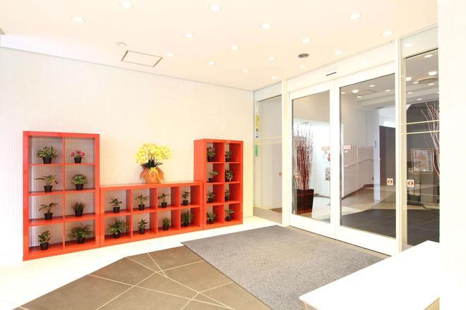横滨最佳西方酒店 - 横滨 - 建筑