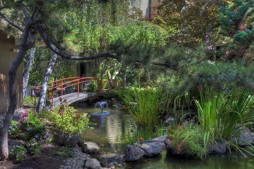 黛娜花园酒店 - 帕罗奥多 - 建筑
