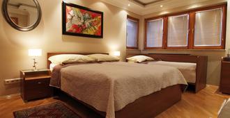 小王子住宿加早餐旅馆 - 萨拉热窝 - 睡房