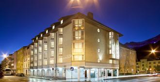 阿尔卑斯花园酒店 - 因斯布鲁克 - 建筑