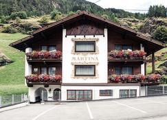 玛蒂纳旅馆 - 索尔登 - 建筑