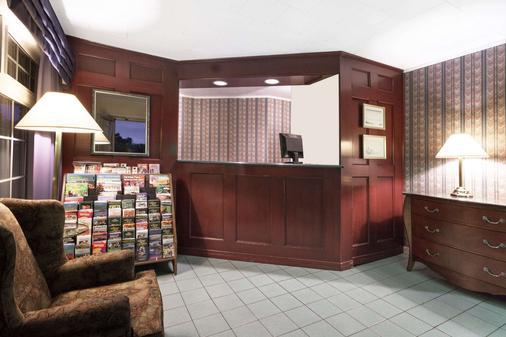 金士顿骑士旅馆 - 金斯顿 - 柜台