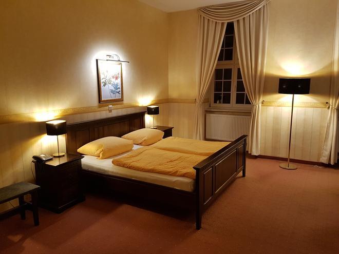 福伦泽霍夫戈蒂克酒店 - 格尔利茨 - 睡房