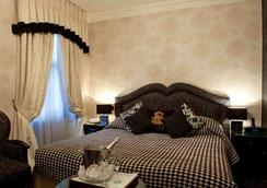 里奥纳德酒店 - 伦敦 - 睡房