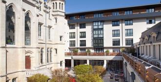 贝斯特韦斯特普瑞米尔派克斯酒店 - 兰斯 - 建筑