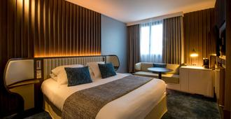 贝斯特韦斯特普瑞米尔派克斯酒店 - 兰斯 - 睡房