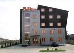 普拉斯酒店 - 克拉约瓦 - 建筑