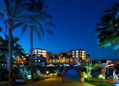 赫尔格达万豪红海海滩度假酒店 - 赫尔格达 - 建筑