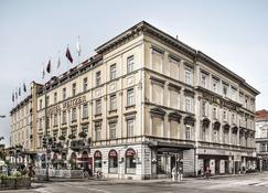 达斯维泽酒店 - 格拉茨 - 建筑
