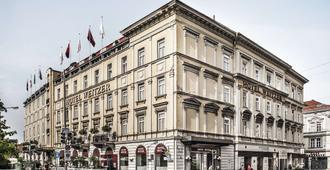格拉茨维泽酒店 - 格拉茨 - 建筑