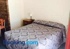 伍伦贡市中心汽车旅馆 - 卧龙岗 - 睡房