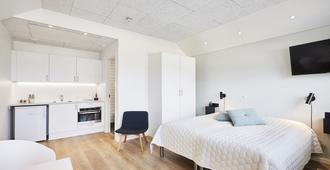 在家公寓酒店 - 奥胡斯 - 睡房
