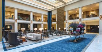 蒂沃利阿文尼达立波达德里斯波亚酒店 - 立鼎世酒店集团 - 里斯本 - 大厅