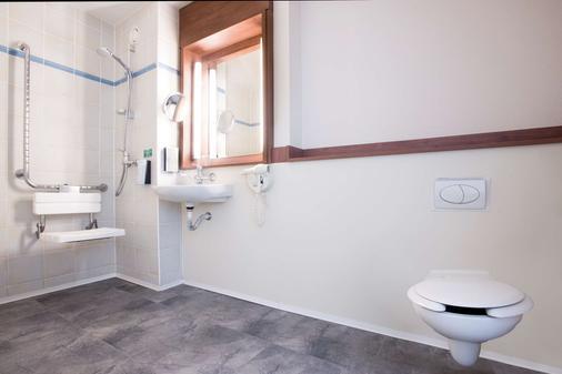 钟楼弗罗茨瓦夫 - 旧市街酒店 - 弗罗茨瓦夫 - 浴室