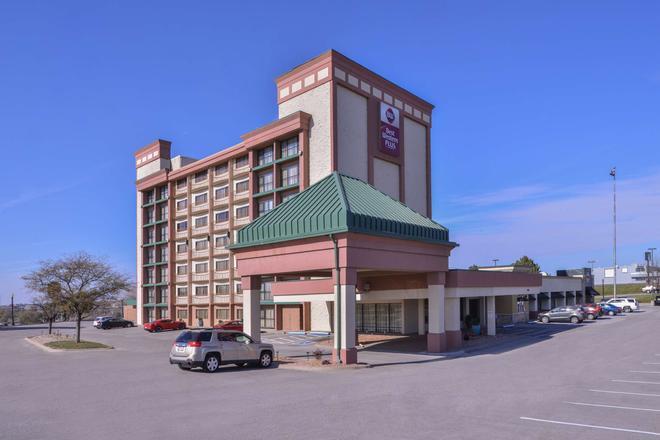 西佳plus凯利旅馆 - 奥马哈 - 建筑