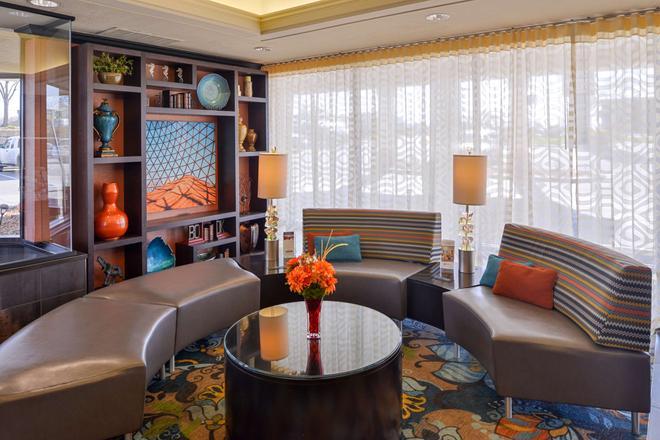 西佳plus凯利旅馆 - 奥马哈 - 休息厅