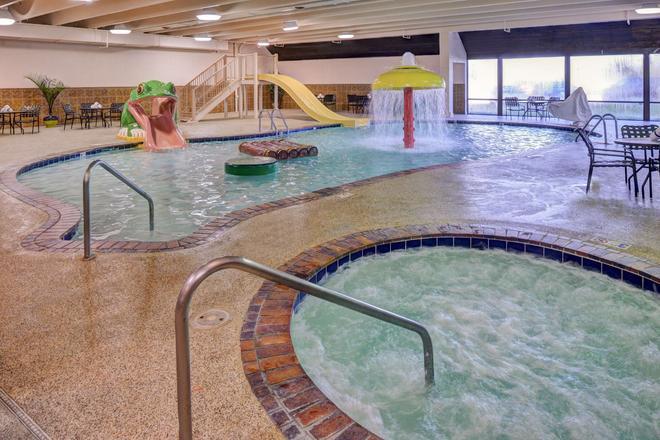 西佳plus凯利旅馆 - 奥马哈 - 游泳池