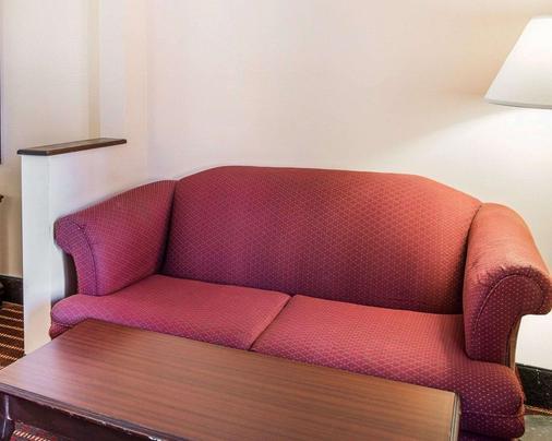 Mc Donough 伊克诺酒店 - 麦克多诺 - 客厅
