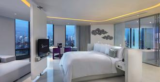 索菲特曼谷特色酒店 - 曼谷 - 睡房