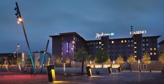 奥尔堡利姆海峡丽笙酒店 - 奥尔堡 - 建筑