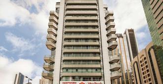 霍桑套房酒店-阿布达比市中心 - 阿布扎比 - 建筑