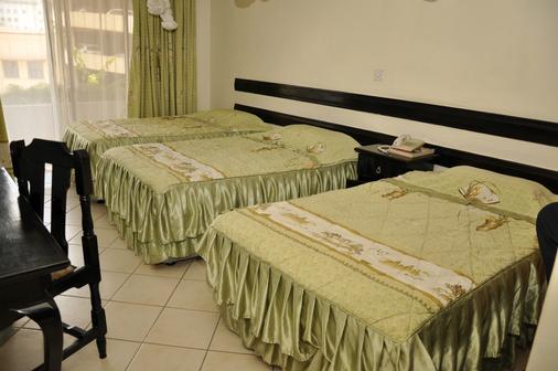 大理石拱门酒店 - 内罗毕 - 睡房