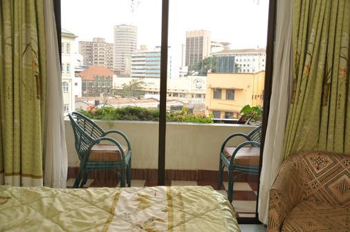 大理石拱门酒店 - 内罗毕 - 阳台