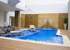 巴洛文托酒店 - 卡塔赫纳 - 游泳池