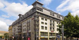 万豪度假酒店莱比锡城店 - 莱比锡 - 建筑