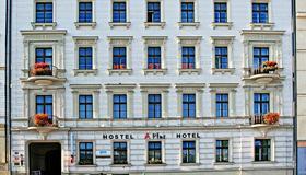 艾帕拉斯酒店及旅馆 - 布拉格 - 建筑