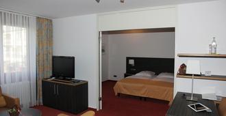 两岸论坛西部酒店 - 慕尼黑 - 睡房