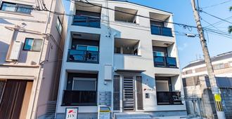 Fds仁公寓 - 大阪 - 建筑