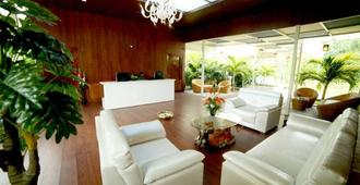 Mrugavani Resort & Spa - 海得拉巴 - 柜台