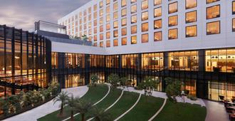 新德里航空城诺富特酒店 - 新德里 - 建筑